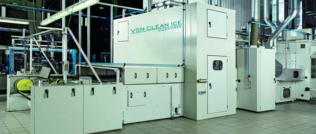 VEN CLEAN ICE DUST FREE