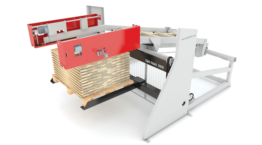 Opti-Stack Series - Automated Stacking Systems