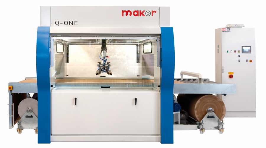 Makor Stiles Machinery