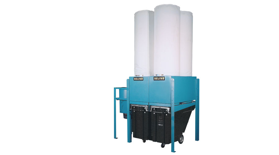 DW Series – Moduler Dust Collection