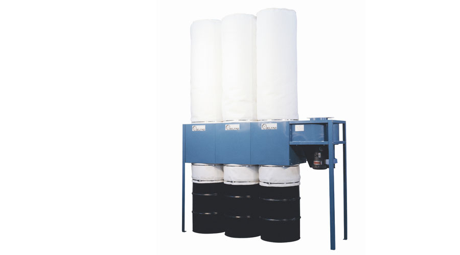 LW Series – Modular Dust Collection