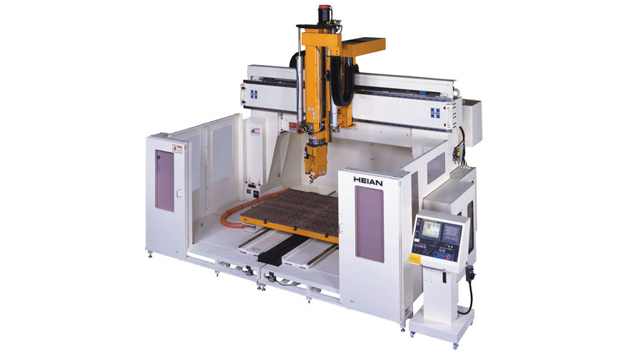 FP-151-PMC-2113 – 5-Axis Router