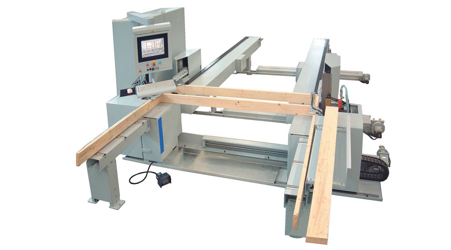 WEM – Automated Framing Extruder