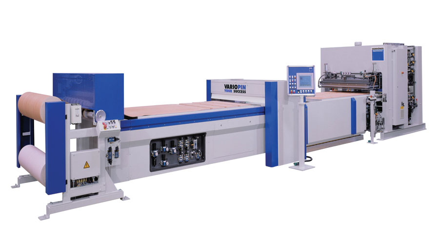 Basic 1000 Plus – Membrane Press