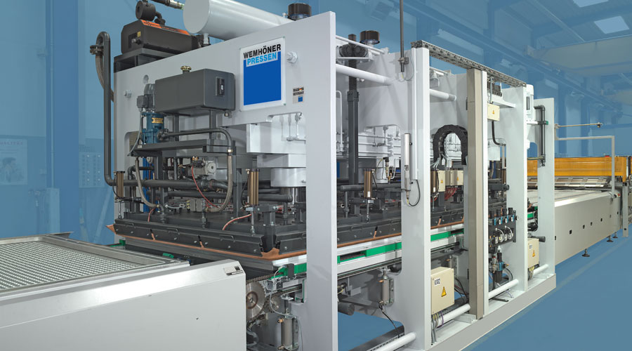 Professional 3000 – Membrane Press