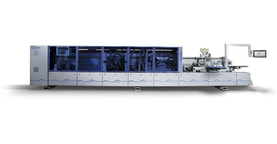 Ambition Program 2200 - 2400 Edgebanding Machines