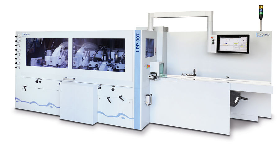 LPP 300 Series - Planing and Moulding