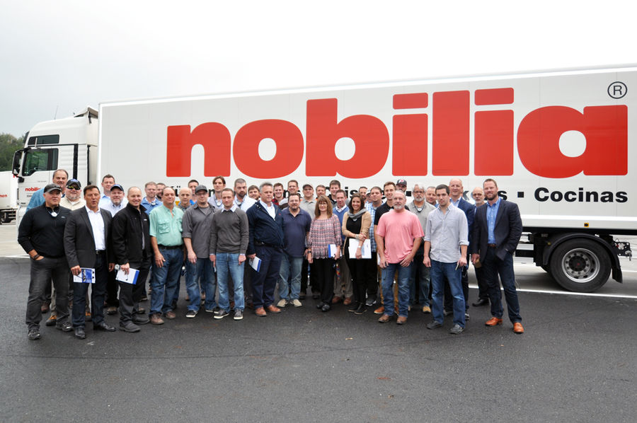 Tech Tour - Nobilia