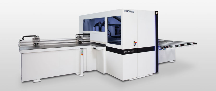 DRILLTEQ H-600 CNC Processing Centers