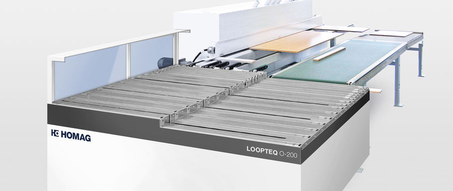 LOOPTEQ O-200 Return Conveyors