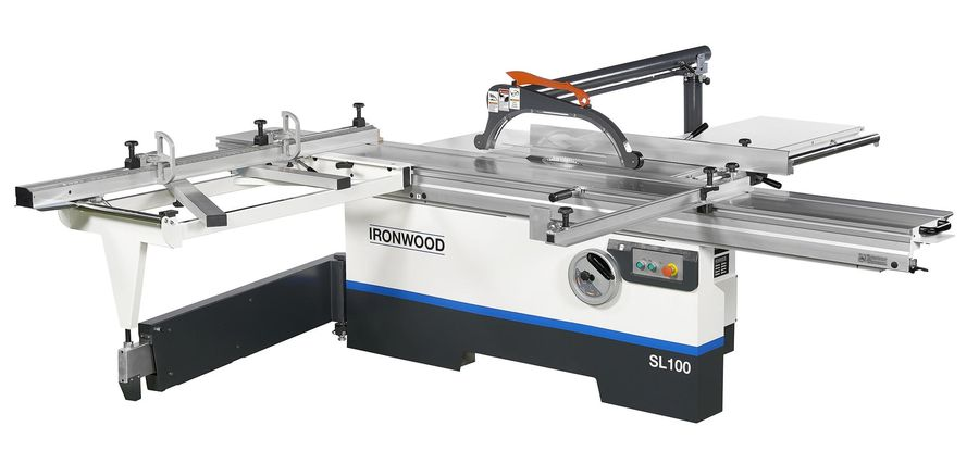 Sliding Table Saws Series