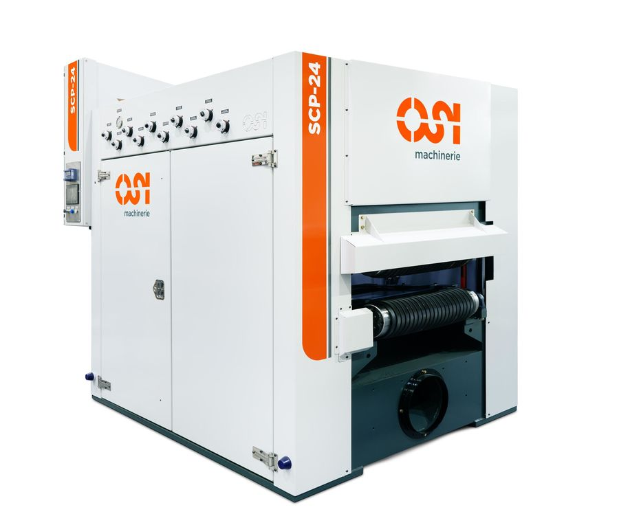 OSI Machinerie Brand Page