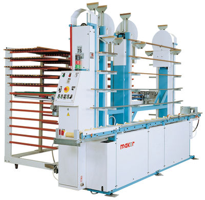 ACA-ACR – Automatic Drying Trolley
