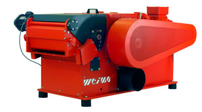 Horizontal Beaver 300 – Horizontal Shredder