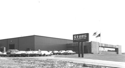 Stiles Machinery new corporate headquarters