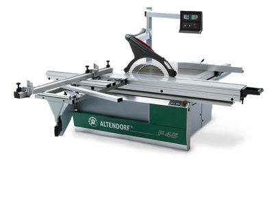 Altendorf Sliding Table Saw - 2014