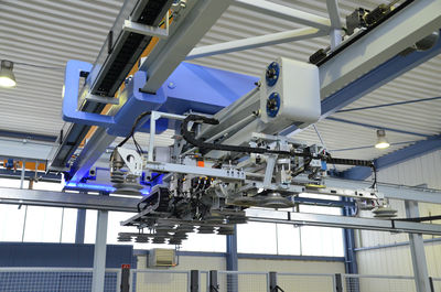 Stiles Machinery Materials Handling System - Homag Automation
