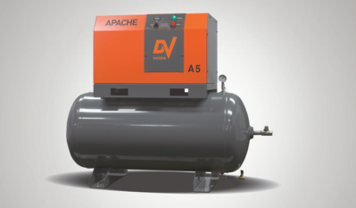 A5 Apache 5HP Rotary Screw Air Compressor