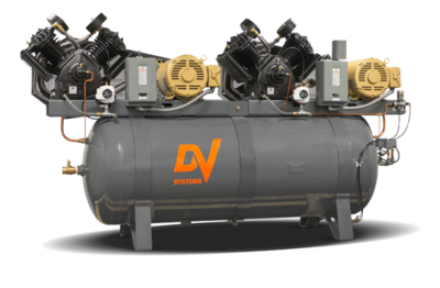 HDI Duplex Series Reciprocating Compressor