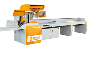 SALVADOR Super Push 200 Optimizing Chopsaw