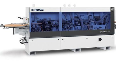 New Machine Designs from HOMAG