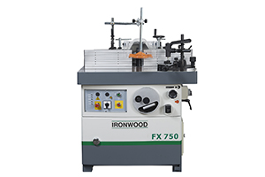 Ironwood FX750 Shaper
