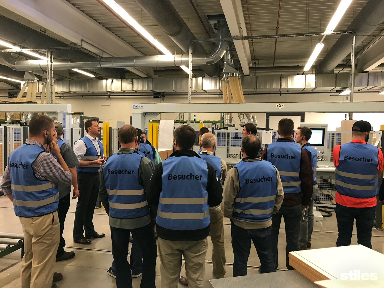 Updates from the 2017 European Benchmarking Technology Tour | Stiles ...