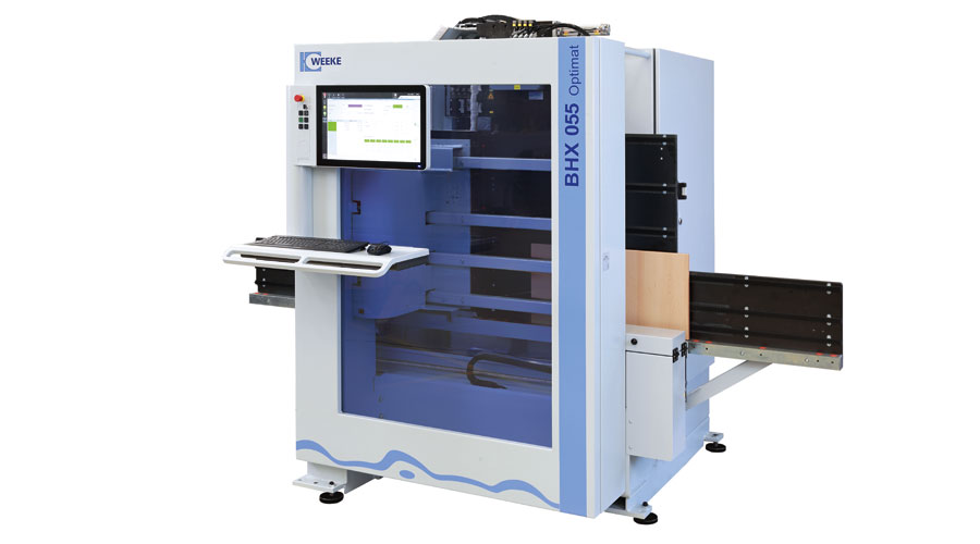 Weeke BHX Series – CNC Machining Centers
