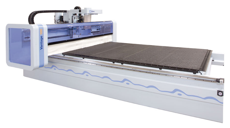 Weeke Vantage Series – CNC Routers