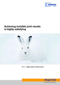 Homag Achieving Invisible Joint Results Lit