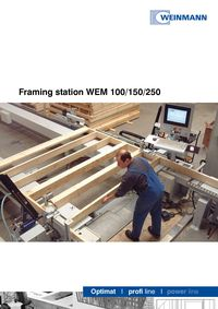 Weinmann Framing Station WEM 100/150/250 Lit