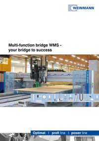 Weinmann Multi-Function Bridge WMS - Your Bridge to Success Lit