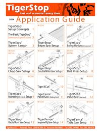 TigerStop Application Guide Lit