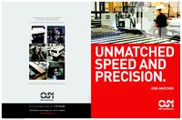 OSI Machinerie End Matcher Brochure Lit