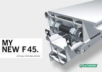 Altendorf F45 Custom Options Brochure