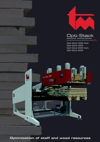 System TM Opti-Stack Automated Stacking Systems Lit