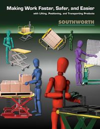 Southworth Lift Tables Full Line Lit