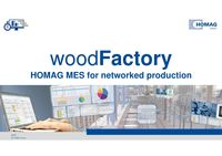 Stiles Software - HOMAG MES woodFactory 2016