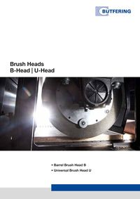 Brochure - Brush Heads English