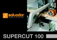 SALVADOR SUPERCUT 100 Chop Saw BROCHURE