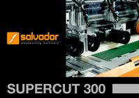 Salvador SuperCut 300 K Chop Saw Brochure