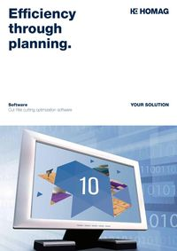 CUT RITE SOFTWARE v10 BROCHURE (REV 3/2018)