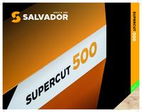 Salvdor SuperCut 500 Brochure