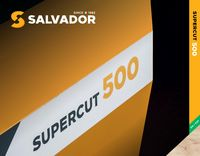 Salvador SuperCut 500 Brochure (Spanish)