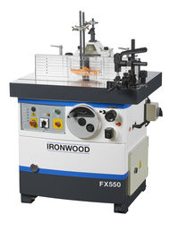 Spindle Shaper Series