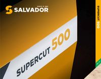 Salvador SuperCut 500 Brochure
