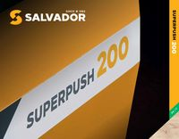Salvador SuperPush 200 Brochure